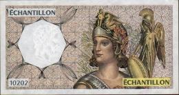 ECHANTILLON ATHENA 10202 - Fictifs & Spécimens