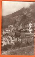 FRO-16 Village De Finhaut . Circulé En 1930 - VS Valais