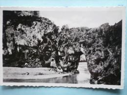 V-08-07-ardeche-vallon-le Pont D'arc-- - Vallon Pont D'Arc