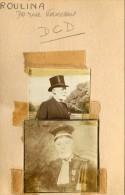Un Homme Nommé Roulina - Personnes Identifiées