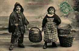 Bergeret Enfant - Nos Petits Pêcheurs - Bergeret