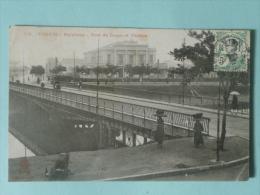 TONKIN - HAIPHONG, Pont De Doson Et Théatre - Vietnam