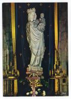 PARIS -- La Vierge De Paris Notre-Dame (Vierge à L´enfant)  ,cpsm 15 X 10 N° 705 éd Chantal (IRIS) - Notre Dame De Paris