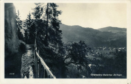 CHAMPERY - Galeries Défago - VS Valais