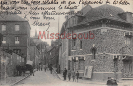 76 - EU - Rue De Miribel -  2 Scans - Eu
