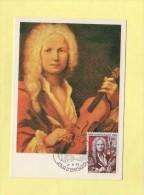 Monaco - Antonio Vivaldi - N°1133 - Maximumkaarten