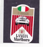 Marlboro Sticker - Lancia P. Sodano - Automovilismo - F1
