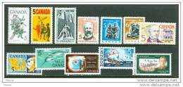 """-Canada-1968-""""Complete Year"""" MNH(**) - Neufs"""