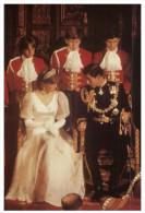 (333) UK Royal - Lady Diana (Princess Of Wales) & Prince Charles - Royal Families