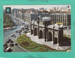 MADRID PORTE D'ALCALA - Madrid