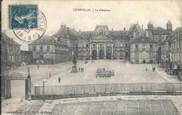 LORRAINE - 54 - MEURTHE ET MOSELLE - LUNEVILLE -Château - Luneville