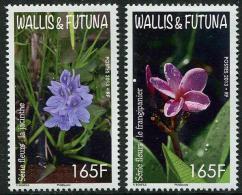 Wallis Et Futuna 2013 - Flore, Fleurs - 2v Neufs // Mnh - Wallis-Et-Futuna
