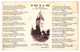 Du Haut De La Tour (71) - Paroles Joanny Furtin - Air : L'Article 214 Ou Elle Est Toujours Derrière - Tour De Charolles - Music