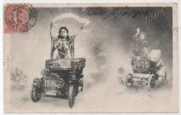 BERGERET - Néant - Auto 1905 - Auto 1906  (76657) - Bergeret