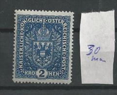 1916 MH Austria, Oostenrijk, �sterreich