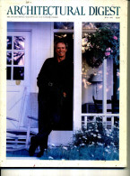 ARCHITECTURAL DIGEST  CLINT EASTWOOD SAN FRANCISCO 1993 - Maison