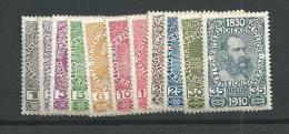 1910 MNH Austria, Oostenrijk, �sterreich, postfris