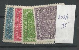 1917 MNH Austria, Oostenrijk, �sterreich, postfris