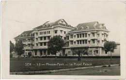 Phnom Penh Real Photo SEK 53 Le Royal Palace Hotel Chaine Raffles - Cambodge