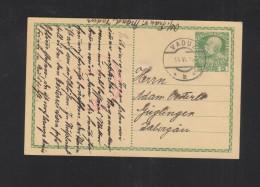 Liechtenstein Mitläufer GSK 1916 Vaduz - Liechtenstein