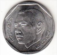 MARRUECOS  2002    2  DIRHAM. MOHAMED VI. NUEVA SIN CIRCULAR .  CN4252 - Maroc