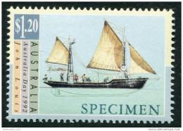 AUSTRALIEN / MiNr. 1291 Und MiNr. 1296 / Specimen / Postfrisch / MNH / ** - 1990-99 Elizabeth II