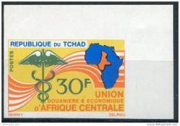 TSCHAD / MiNr. 156 Geschnitten / Postfrisch / MNH / ** - Tschad (1960-...)