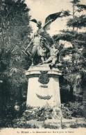 CPA  -   BREST  (29)    Le Monument Aux Morts Pour La Patrie - Brest