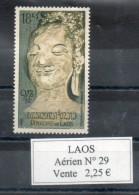 Laos. Poste Aérienne. Bouddha - Laos