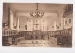 Aarlen - Arlon - Pensionnat Des Chanoinesses De St. Augustin, Choeur Des Religieuses 1932 - Arlon