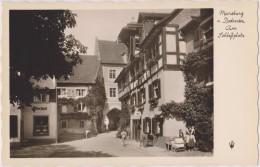 Allemagne,deutschland,germany, Bade Wurtemberg,MEERSBURG,BODE NSEE,prés Lac Constance,tubingen,bébé Poussette - Meersburg