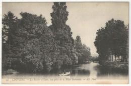27 - LOUVIERS - La Rivière D'Eure, Vue Prise De La Place Nationale - ND 55 - Louviers