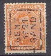 België/Belgique  Preo  N°2637A I Gent Gand 1921.