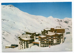 St MARTIN DE BELLEVILLE--1980--LE REBERTY--La Station (ski)-Vue Générale,cpm N°2913 éd Combier - France