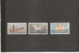 P A      VOILIERS  N° 38 *   à   40*  Charnière - Unused Stamps