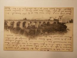 Carte Postale - ROYAT (63) - Le Viaduc Et Le Casino (113M) - Royat