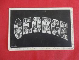 George -ref 1765 - Firstnames