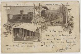 Pionniere 1900 Paraguay Asuncion Indios La Peste Bubonique A Disparu Bubonic Plague Vers Brueil Meulan - Paraguay