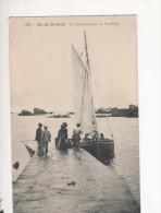 Ile De Brehat - Le Débarquement Au Port-Clos - Ile De Bréhat