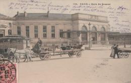 75 - PARIS XIVe Ar. - Gare De Sceaux. - Animée. - District 14