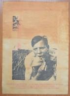 RUSSIA WWII WW2 Germany RED ARMY Propaganda Against - Vieux Papiers