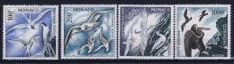 Monaco  Yv 55 - 58 , Mi Nr 502 - 505 A MNH/** Postfrisch - Poste Aérienne