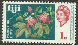FIJI - 1969 Passion Fruit 1c MNH **  SG 391  Sc 260 - Fiji (...-1970)