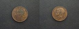 1954 - 50 CENTIMES BELGIQUE BELGIE - BELGIUM - LEGENDE FLAMANDE - 03. 50 Centiem