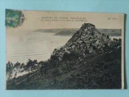 Environs De PLESTIN - Le Grand Rocher Et La Baie De Saint Michel - Plestin-les-Greves