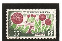 P A  CACTUS  N° 47 Oblitéré - French Somali Coast (1894-1967)