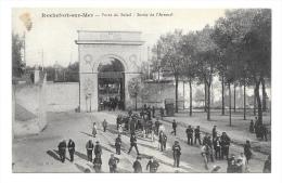 (3252-17) Rochefort Sur Mer - Porte Du Soleil - Sortie De L'Arsenal - Rochefort