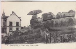 22 - Trégastel - L'Aigle Et Coz Castel - CPA En Excellent état - Scans Recto-verso - Trégastel