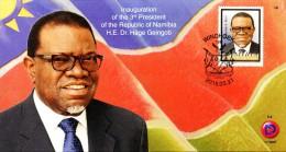Namibia - 2015 President Geingob FDC - Namibia (1990- ...)