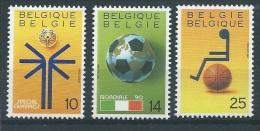 België      Y / T    2361  / 2363    (XX) - Belgique